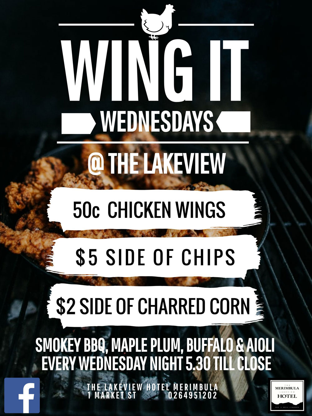 wing it wednesday